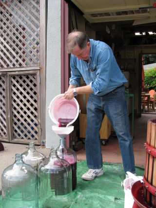 Tim Pouring